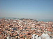 From the top of the Campanile